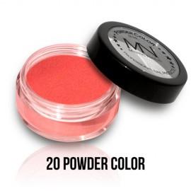 Coloured Acrylic - 20 - 8 ml