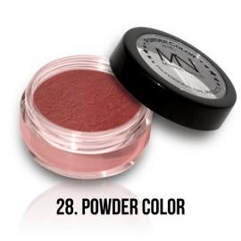 Coloured Acrylic - 28 - 8 ml