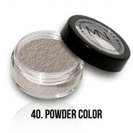 Coloured Acrylic - 40 - 8 ml
