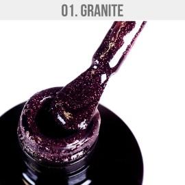 Gel Polish Granite 01 - 12ml